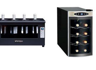 los usos de una vinoteca