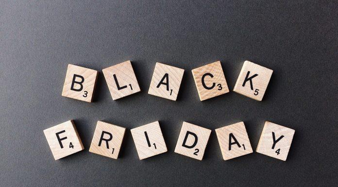 Representación del Black Friday