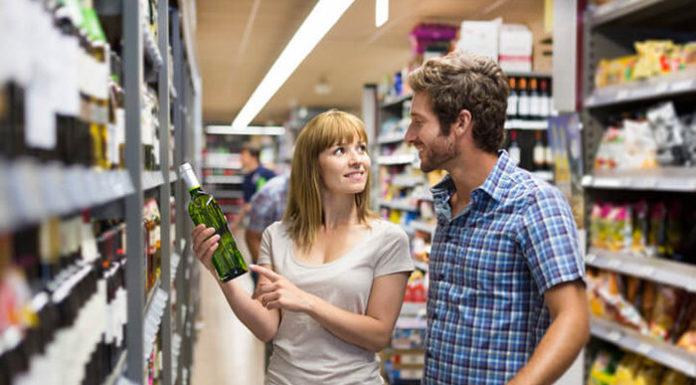 comprar vino vinotecas en supermercados