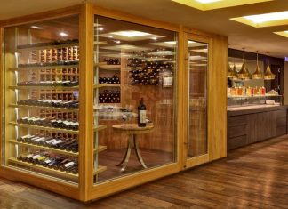 almacenar vino