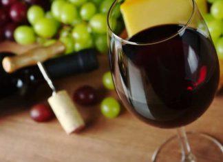 guardar vino en una vinoteca